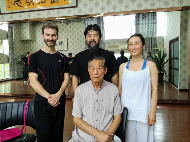 Wang Xian et Zhang Baozhong