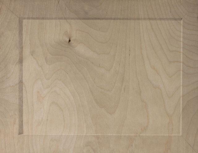 Acryl auf Holz, 32 cm 41 cm. 2010.