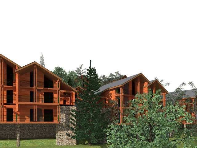chalets cote vallee