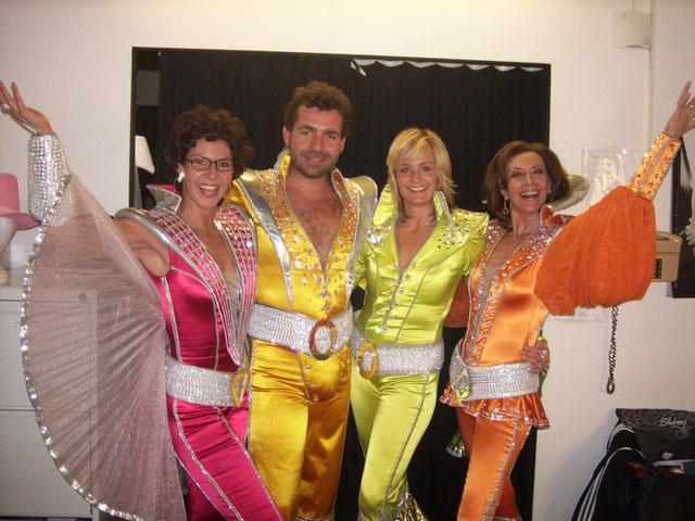 ... mit Kasper Holmboe, Annika Bruhns & Betty Vermeulen