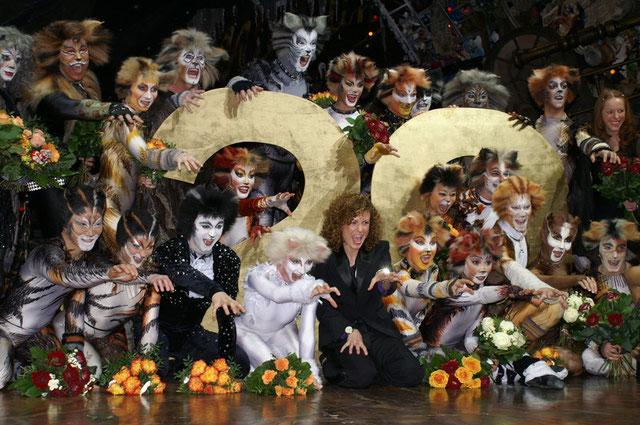 20 Jahre CATS Jubiläumsvorstellung als Cassandra