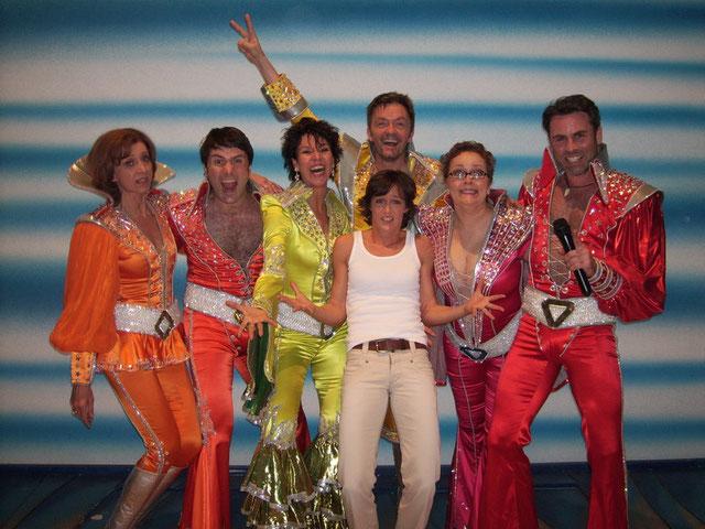 Letzte Donna Show im Theater am Potsdamerplatz BERLIN