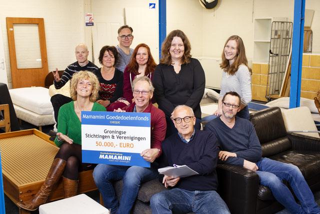 Fondscommissie 2019 | Foto: Jeroen van Kooten