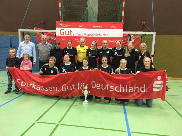 Siegerfoto: Germania Hauenhorst (Regionalliga)