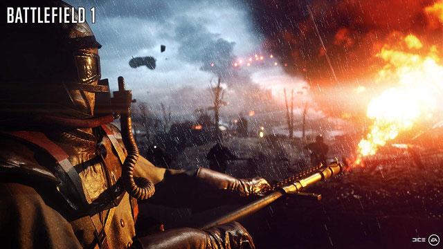 PS4 Spiele 2016: Battlefield 1