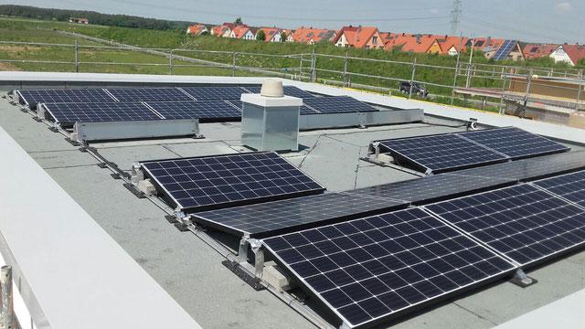 Solar Photovoltaik Industrie