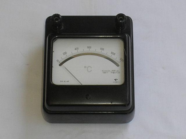 Gossen  Temperatur Anzeigegerät bis 1200 C°