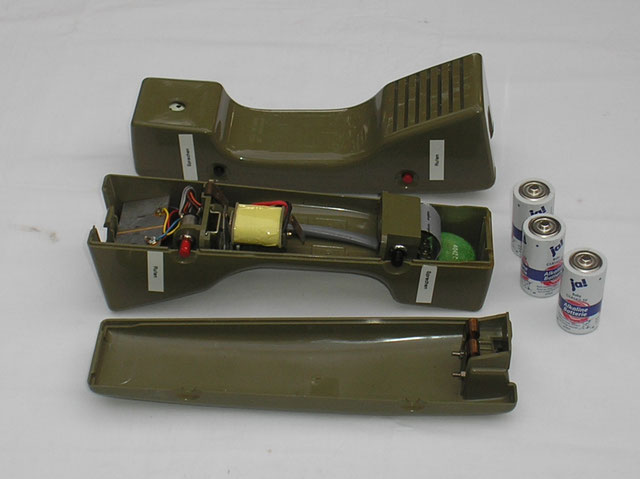 Stanofon Direkt Line Telefon Militär Fertigungsjahr 1960