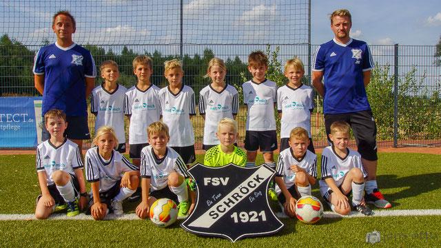 Unsere F- Jugend der Saison 2016/ 2017