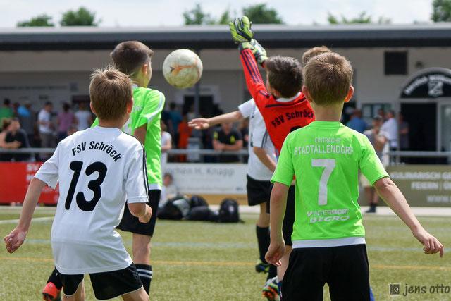 Die Fotos vom F- Jugend Turnier des Vila Vita Rosenpark- Cup finden Sie hier