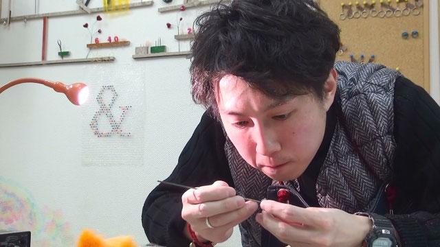 東京で婚約指輪を手作りする