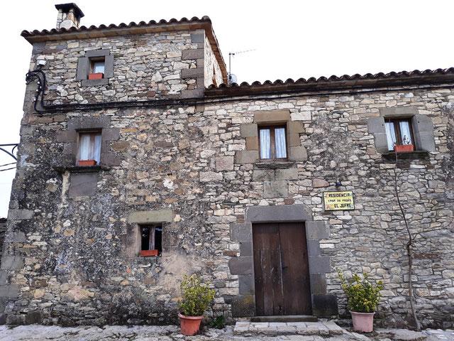 Тавертет - живописные места Каталонии