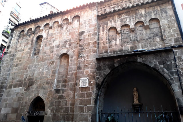 Часовня Маркуса в Барселоне - церкви Барселоны