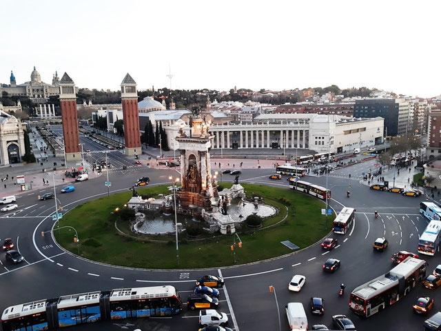 Торговый центр Лас Аренас - лучшие места дял Инстаграм в Барселоне