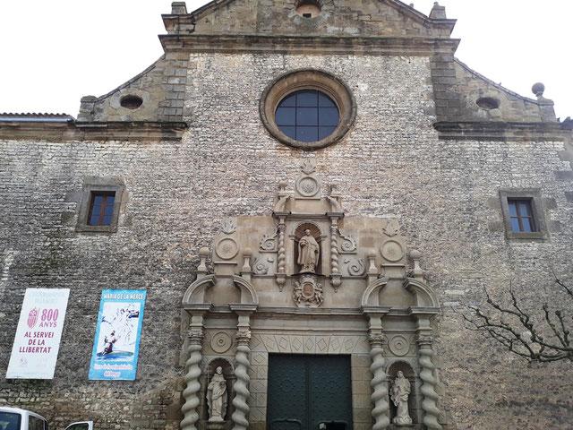 Сан Рамон де Портель - Святые места Каталонии