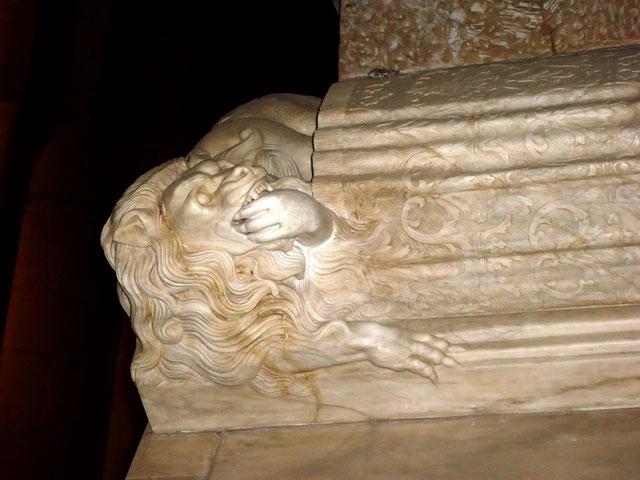 Королевский пантеон в Поблете