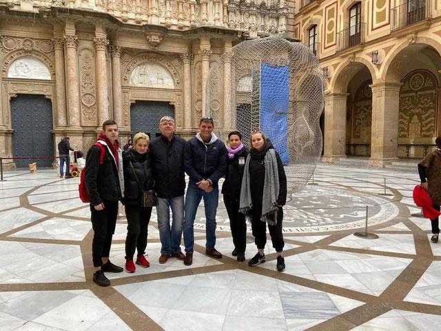 Монсеррат - экскурсия на машине из Барселоны