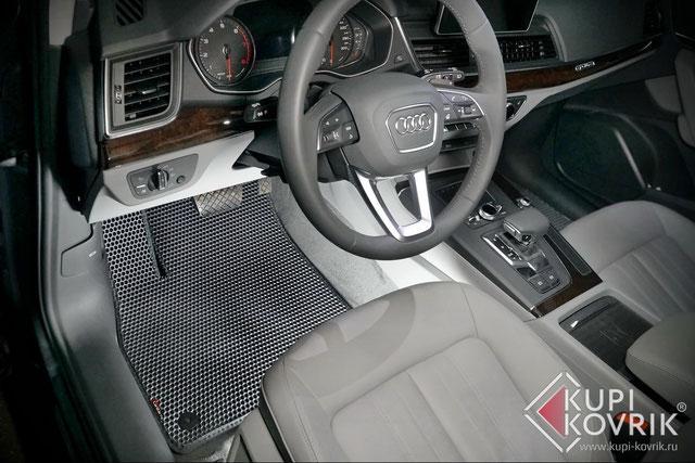 Автомобильные коврики EVA для Audi