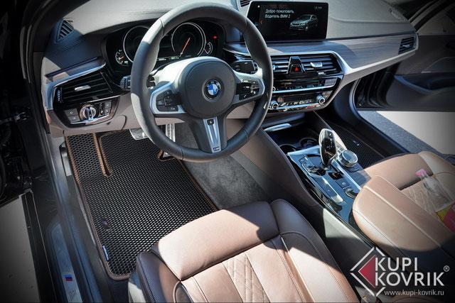 Автомобильные коврики EVA для BMW