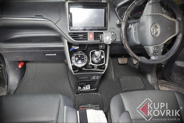 Коврики Toyota Hoah III