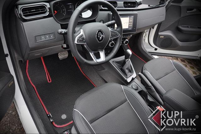Коврики Renault