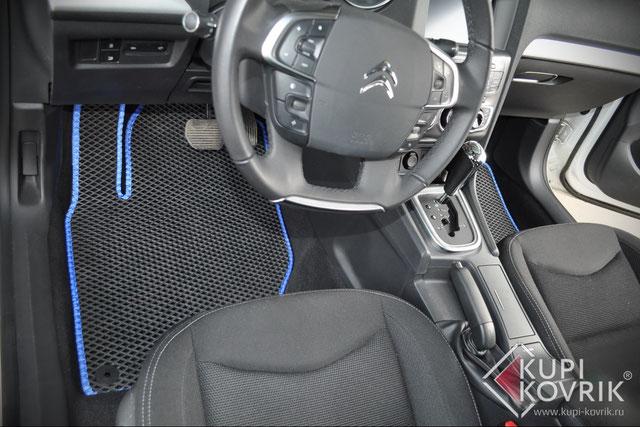 Автомобильные коврики EVA для CITROEN