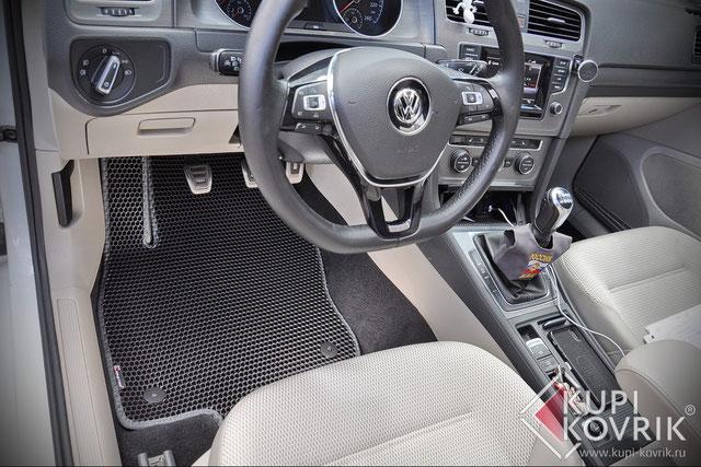 Коврики VW