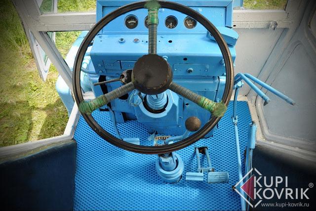 Коврики для трактора ЮМЗ 6К