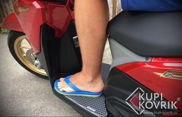 Коврики EVA для Honda Click