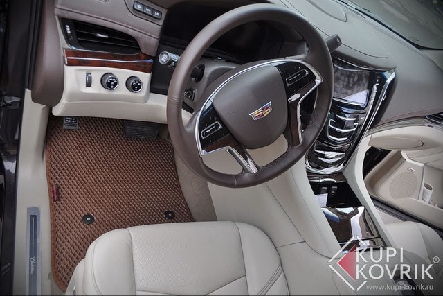 Коврики Cadillac