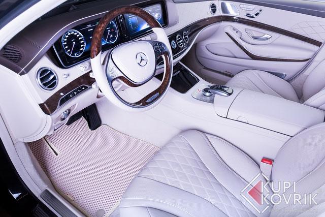 Коврики Mercedes-Benz