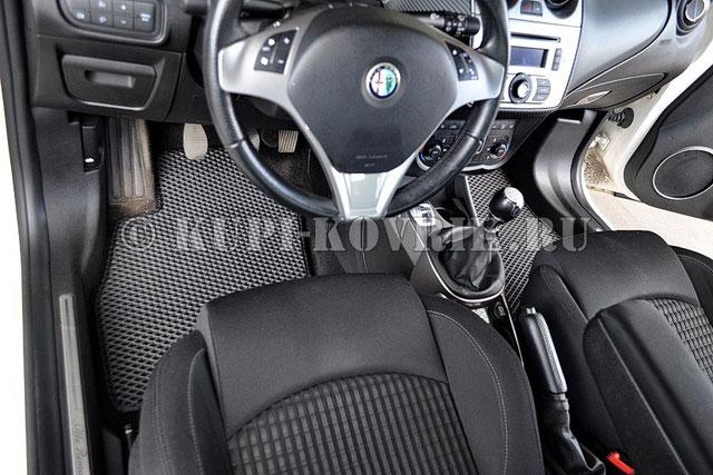 Коврики Alfa Romeo