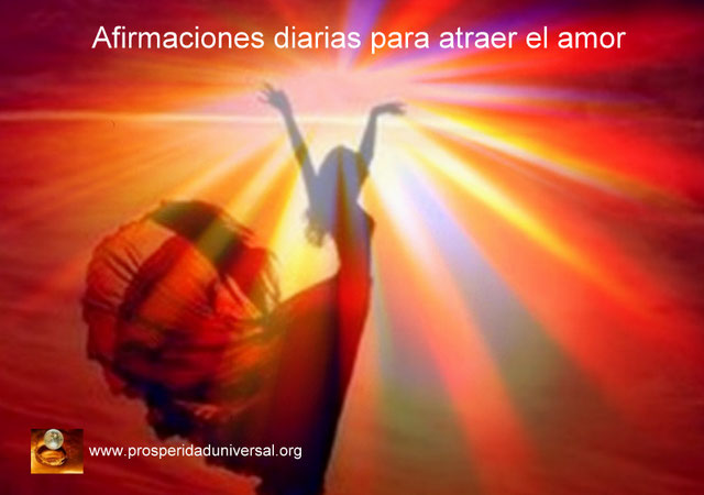 Afirmaciones Amor Activa La Energia Del Universo