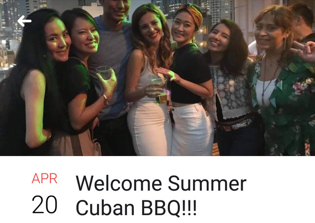 Welcome Summer Cuban BBQ