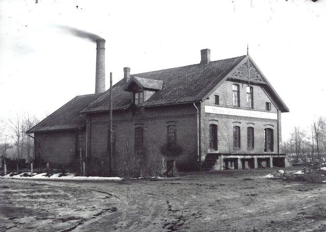 Molkerei 1900