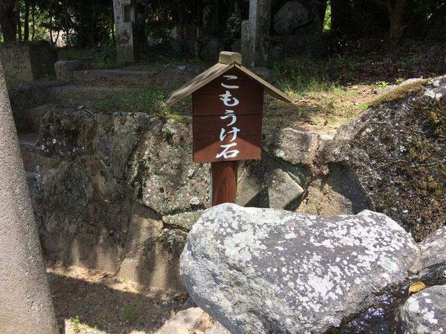 宇賀神社(筆者撮影)