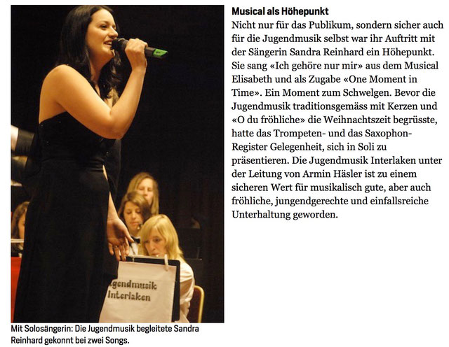 Quelle Jungfrau Zeitung