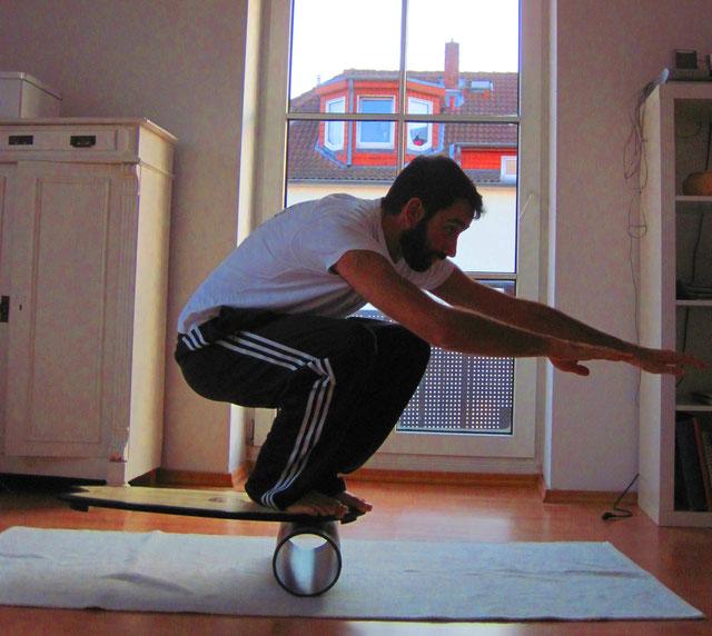 ChiriBoard (Indoboard, Balanceboard)