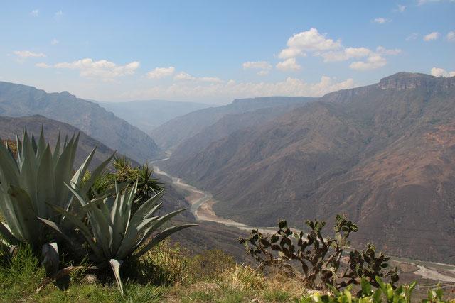 Canyon Chicamocha Santander Kolumbien Reisen Paket