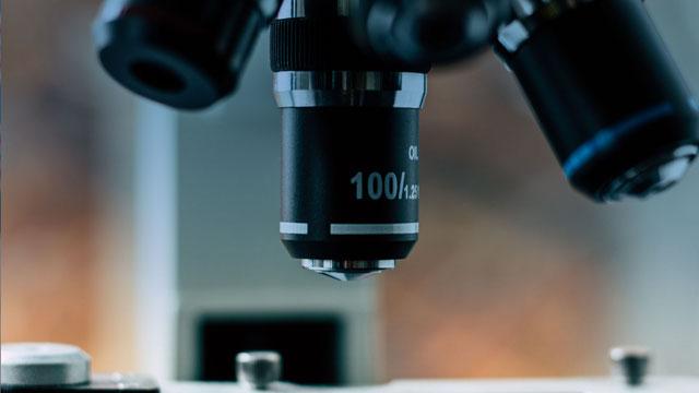 Card Diabetologie Mikroskop Labor
