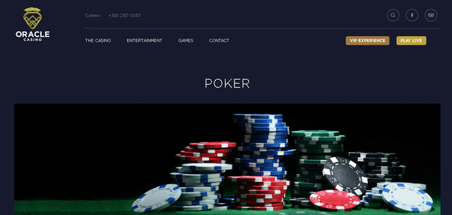 oracle poker