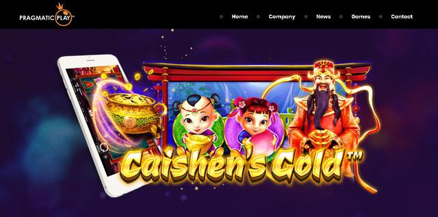 Pragmatic Play Casino Caishen Gold