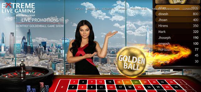 Extreme Canlı Casino Rulet