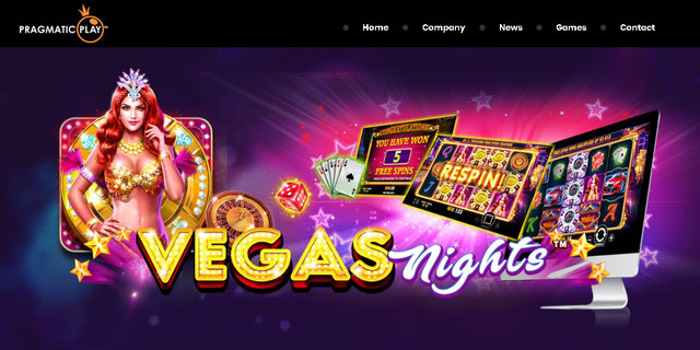 Pragmatic Play Casino Vegas Night