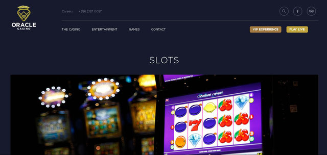 Oracle Slot