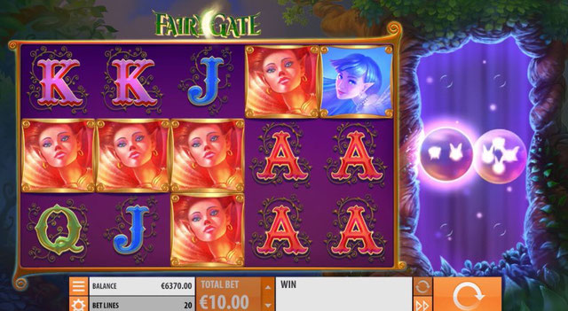 QuickSpin Casino Fairy Gate
