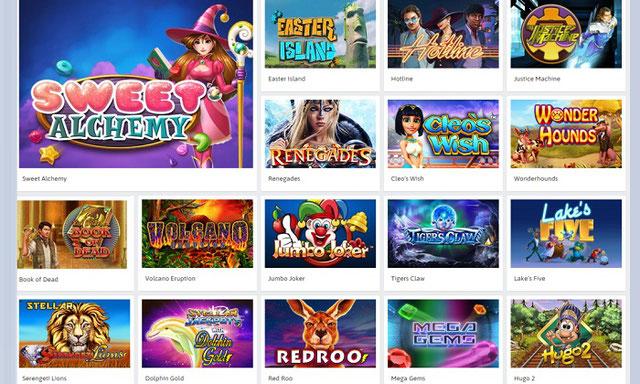 Youwin Casino Sayfa Görüntüsü