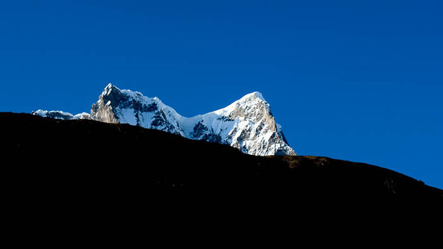 Reise zum Masagang in Bhutan
