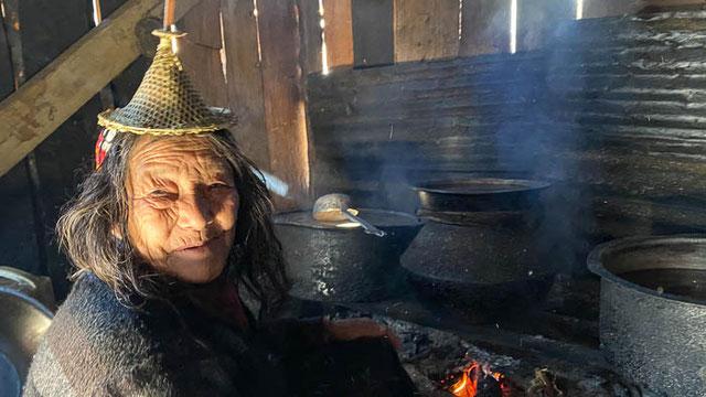 Trekking in Bhutan ins Dorf Laya