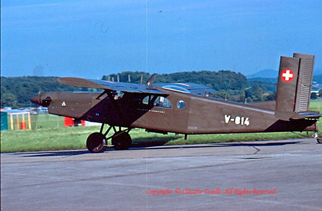 V-614  PC-6/B2-H2M-1 633 Lufttransport